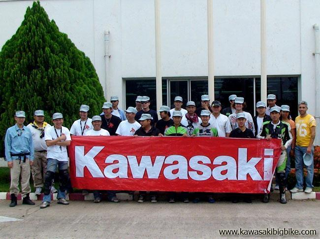 0314KwackerFctry2.jpg /Kawasaki Factory Tour! March 14th, 2012/Festivals &  Events - S.E. Asia/  - Image by: