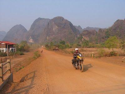 19497260-S.jpg /The Mekong Boat  Lost Rider Trip/Laos Road  Trip Reports/  - Image by: