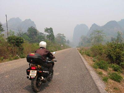 19497261-S.jpg /The Mekong Boat  Lost Rider Trip/Laos Road  Trip Reports/  - Image by: