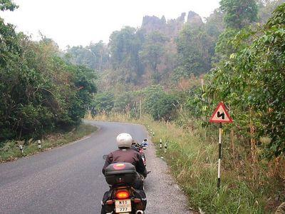 19506672-S.jpg /The Mekong Boat  Lost Rider Trip/Laos Road  Trip Reports/  - Image by: