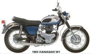 1965_Kawasaki_W1.