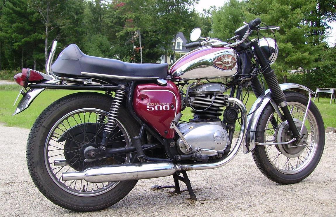 1969_BSA_A50.