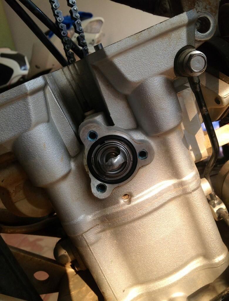 20140424-103753.jpg /Installing a Kawasaki KLX 330cc Kustom Kraft Big Borel a DIY guide./Technical/  - Image by: