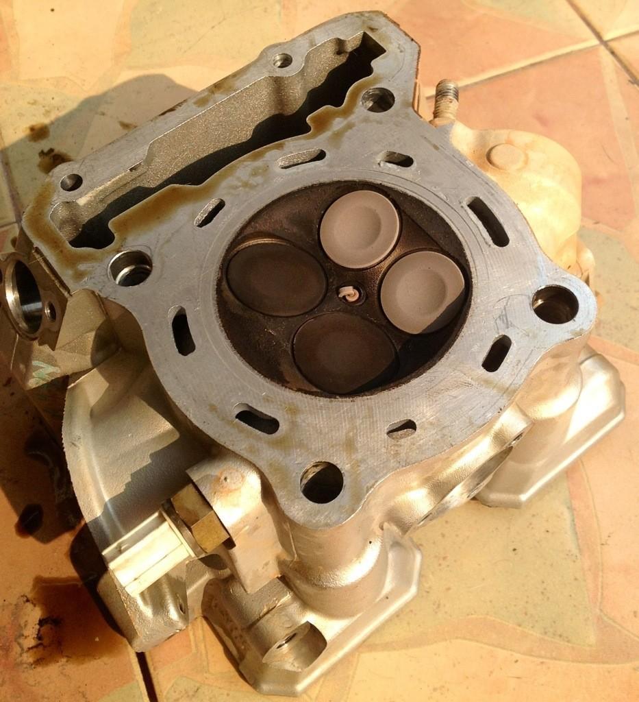 20140424-104137.jpg /Installing a Kawasaki KLX 330cc Kustom Kraft Big Borel a DIY guide./Technical/  - Image by: