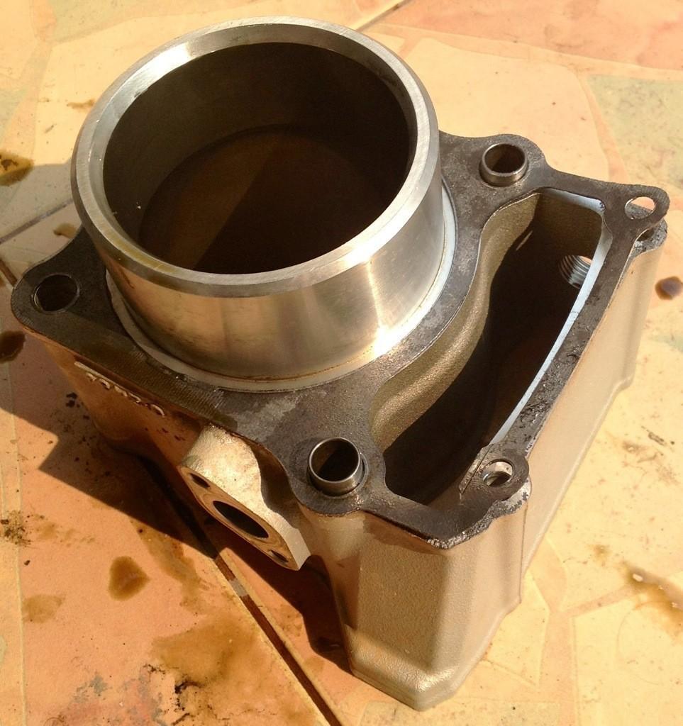 20140424-104254.jpg /Installing a Kawasaki KLX 330cc Kustom Kraft Big Borel a DIY guide./Technical/  - Image by: