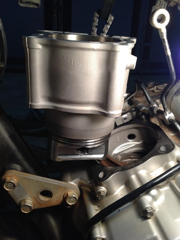 20140424-105039.jpg /Installing a Kawasaki KLX 330cc Kustom Kraft Big Borel a DIY guide./Technical/  - Image by: