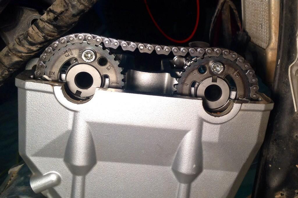 20140424-223654.jpg /Installing a Kawasaki KLX 330cc Kustom Kraft Big Borel a DIY guide./Technical/  - Image by:
