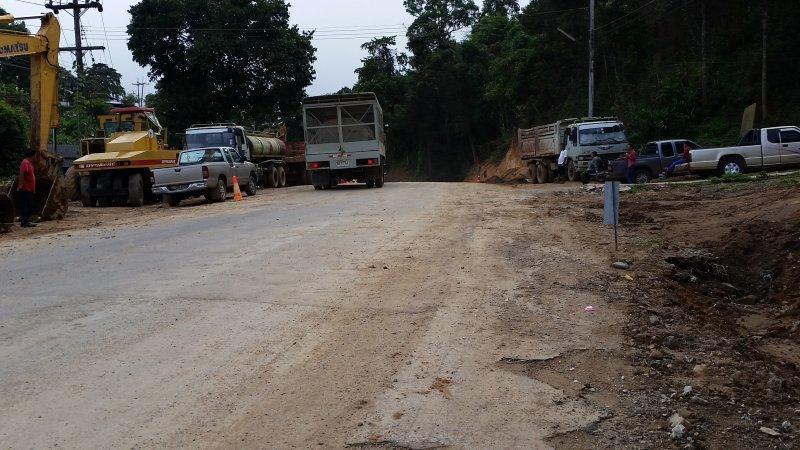 2016-09-01 08.58.01.jpg /Roadworks On 1129 - Chiang Saen To Chiang Khong/Touring Northern Thailand - Trip Reports Forum/  - Image by: