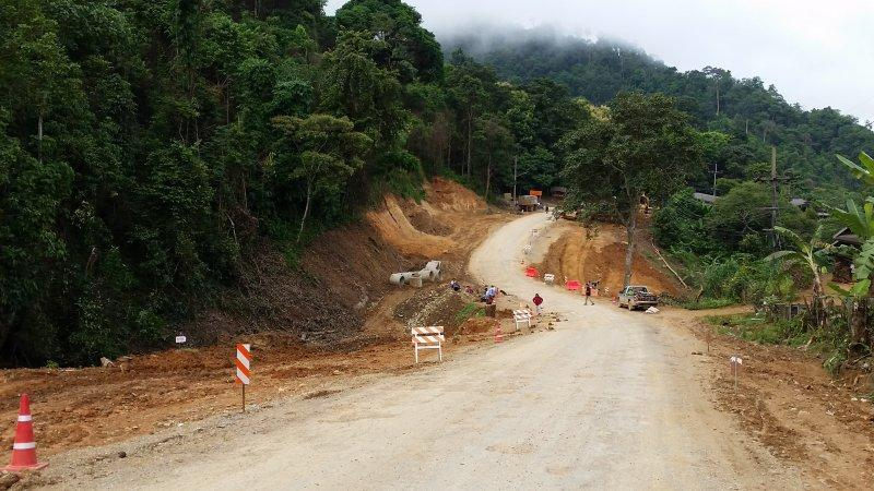 2016-09-01 08.59.19.jpg /Roadworks On 1129 - Chiang Saen To Chiang Khong/Touring Northern Thailand - Trip Reports Forum/  - Image by: