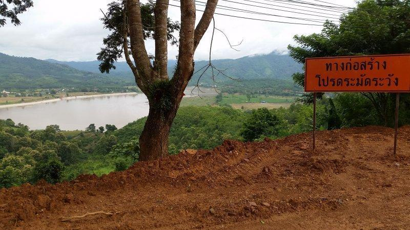 2016-09-01 09.21.03.jpg /Roadworks On 1129 - Chiang Saen To Chiang Khong/Touring Northern Thailand - Trip Reports Forum/  - Image by: