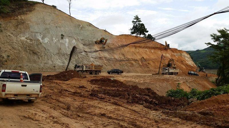 2016-09-01 09.31.31.jpg /Roadworks On 1129 - Chiang Saen To Chiang Khong/Touring Northern Thailand - Trip Reports Forum/  - Image by: