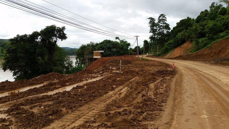 2016-09-01 09.36.41.jpg /Roadworks On 1129 - Chiang Saen To Chiang Khong/Touring Northern Thailand - Trip Reports Forum/  - Image by: