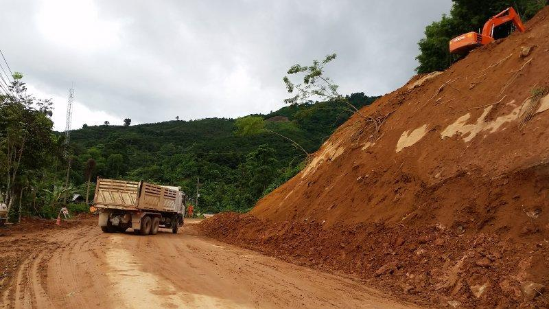 2016-09-01 09.38.15.jpg /Roadworks On 1129 - Chiang Saen To Chiang Khong/Touring Northern Thailand - Trip Reports Forum/  - Image by: