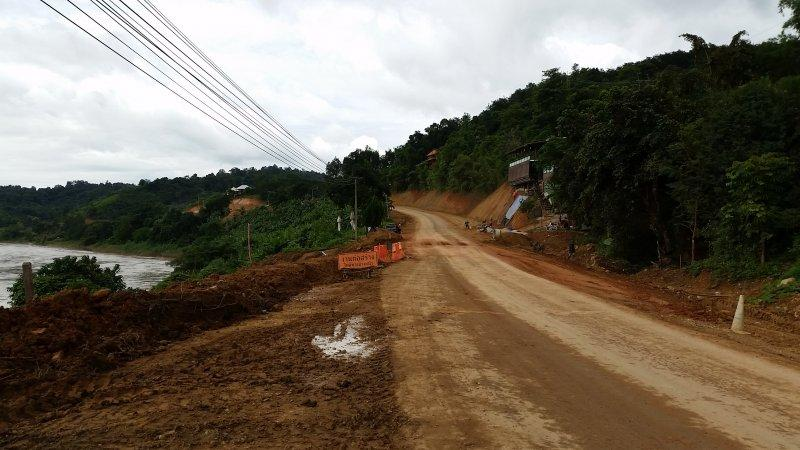 2016-09-01 09.41.40.jpg /Roadworks On 1129 - Chiang Saen To Chiang Khong/Touring Northern Thailand - Trip Reports Forum/  - Image by: