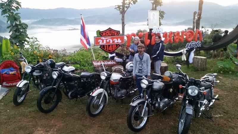 2016-12-04 06.35.31.jpg /Licme 2016 (lanna Independent Classic Motorbike Endeavour)/Touring Northern Thailand - Trip Reports Forum/  - Image by: