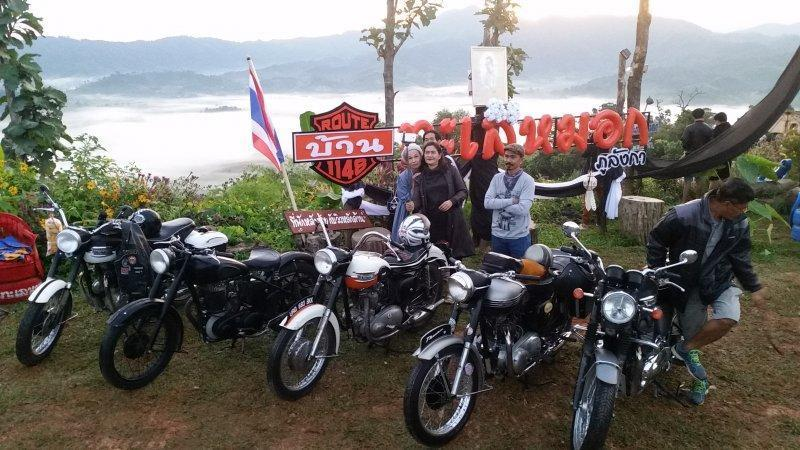 2016-12-04 06.35.43.jpg /Licme 2016 (lanna Independent Classic Motorbike Endeavour)/Touring Northern Thailand - Trip Reports Forum/  - Image by:
