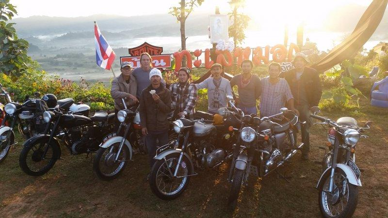 2016-12-04 06.54.26.jpg /Licme 2016 (lanna Independent Classic Motorbike Endeavour)/Touring Northern Thailand - Trip Reports Forum/  - Image by: