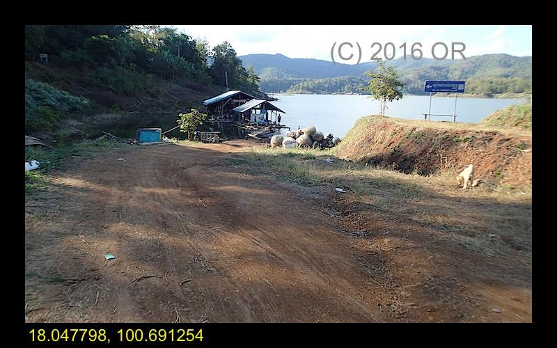 2016-12%20Queen%20Sirikit%20Dam%203-L.jpg /Updated Info About The Ferry Across Queen Sirikit Dam./Touring Northern Thailand - Trip Reports Forum/  - Image by: