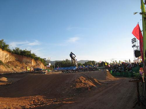 2075987496_ce8c8f4bbe.jpg /The  CEI Supercross Weekend./Touring Northern Thailand - Trip Reports Forum/  - Image by: