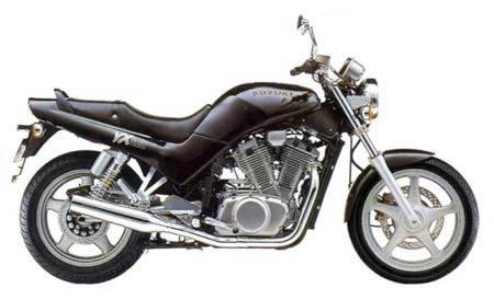 264634=850-Suzuki-1990-VX800-small.jpg /Ok..Monsterman. My turn.  What is this bike.. ???/General Discussion / News / Information/  - Image by: