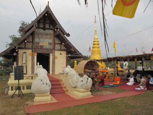 266462=1993-IMG_3427.jpg /Thailand's first bamboo chedi - a new place of interest on the Chiang Rai leg./Touring Northern Thailand - Trip Reports Forum/  - Image by: