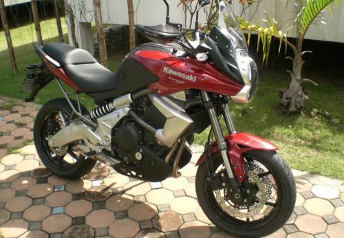 271781=5401-ThePedroDBs%20Versys.jpg /Kawasaki Versys - 2011 Model (Krabi)/Motorcycle Buy & Sell - S.E. Asia/  - Image by: