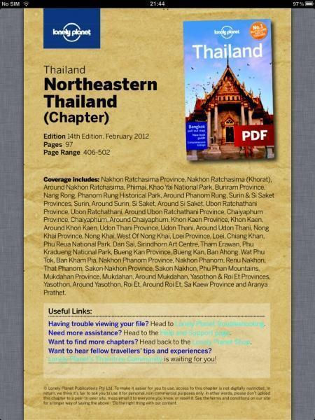 279494=10835-photo12.jpg /Lonely Planet Thailand – New Edition/General Discussion / News / Information/  - Image by: