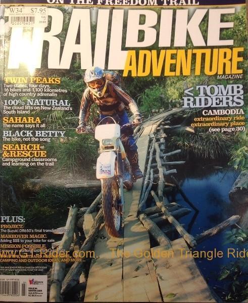 286793=14311-simonsuzymyanmar1.jpg /Burma the missing link of overland travel?/Myanmar - Motorcycle Trip Report Forums/  - Image by: