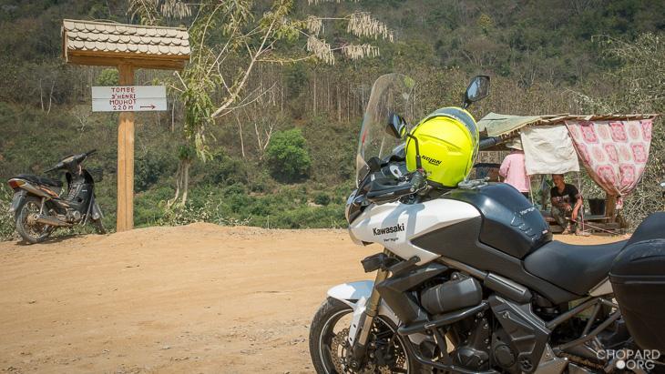 _JC18309.jpg /Revisiting Henri Mouhot's shrine, near Luang Prabang/Laos Road  Trip Reports/  - Image by: