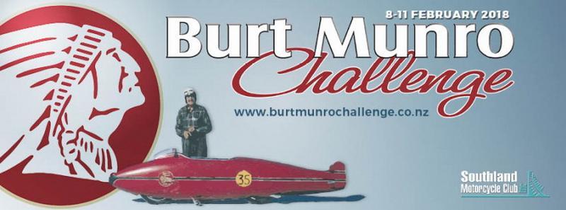 Burt Munro - Challenge.