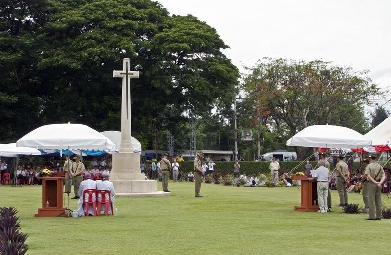 Cemetery1LR.jpg /ANZAC Day 2008/Central  Thailand Road  Trip Reports/  - Image by: