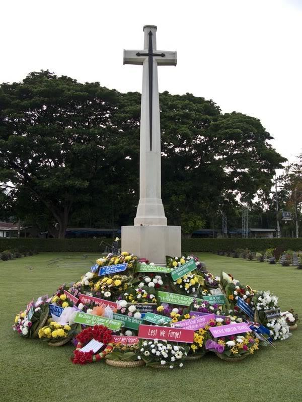 Cemetery2LR.jpg /ANZAC Day 2008/Central  Thailand Road  Trip Reports/  - Image by: