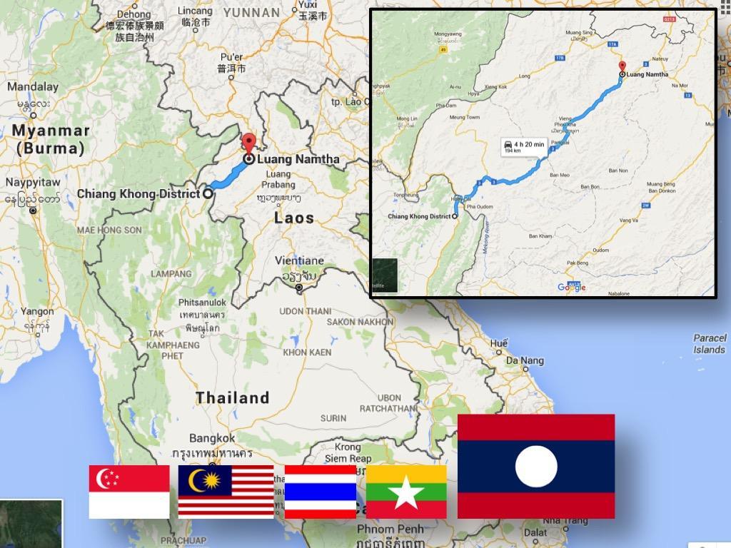 Chiang-Khong-to-Luang-Namtha.