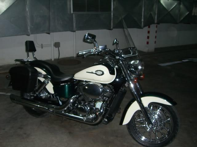 CIMG0612.jpg in Price SLASHED Honda Shadow Chopper 400cc 115000 Baht from  petedot at GT-Rider Motorcycle Forums