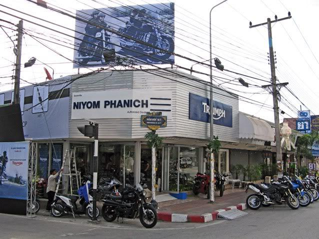 CMDealer1.jpg /Bangkok Post Story on Brit Bikes./General Discussion / News / Information/  - Image by: