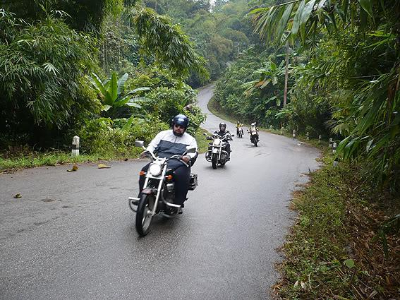 Cruisers.jpg /GT Rider Chiang Mai Christmas Ride 2008/Touring Northern Thailand - Trip Reports Forum/  - Image by: