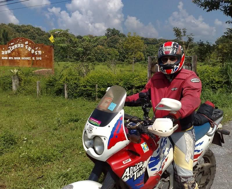DavidFL300907.jpg /A Sunday ride: 3oth September 2007/Touring Northern Thailand - Trip Reports Forum/  - Image by:
