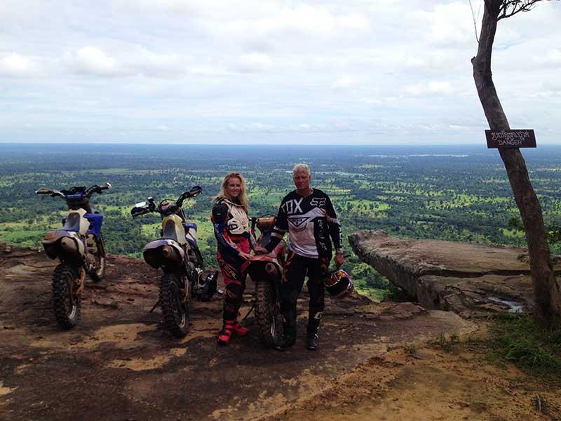 dirt-bike-tours-cambodia-view-dangrek.