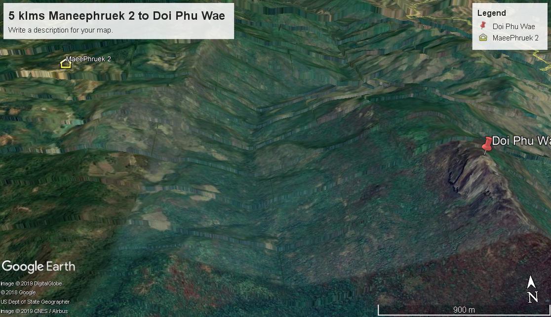Doi Phu Wae.