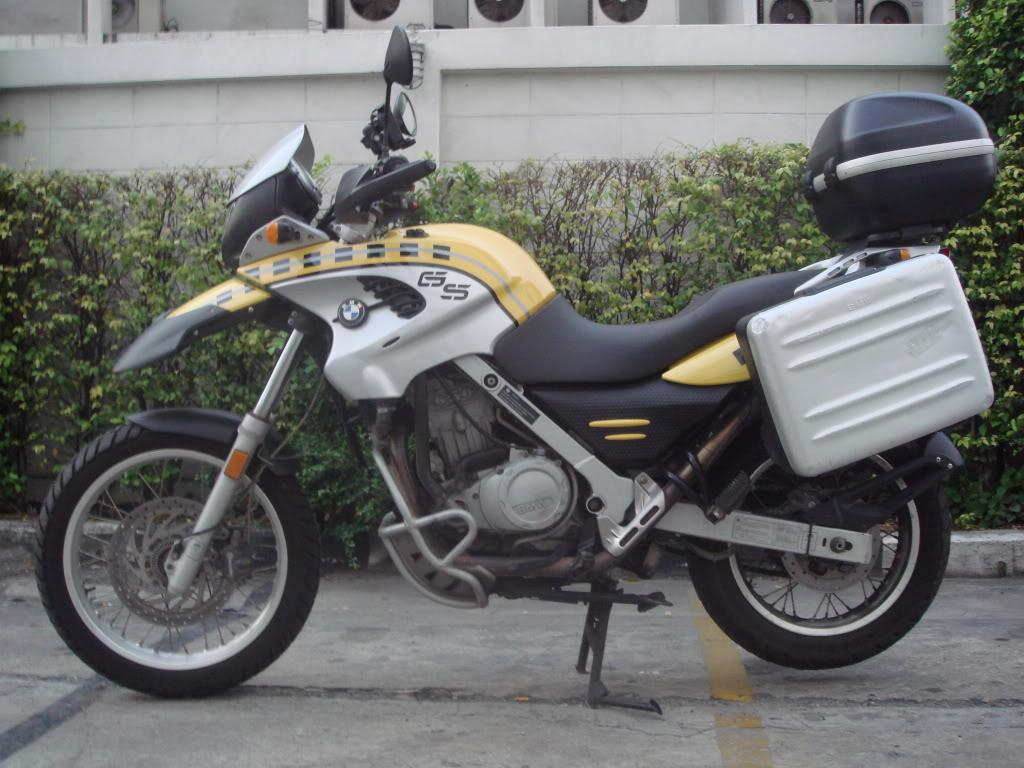 bmw f650gs 2003 for sale bkk sold gt rider motorcycle forums. Black Bedroom Furniture Sets. Home Design Ideas