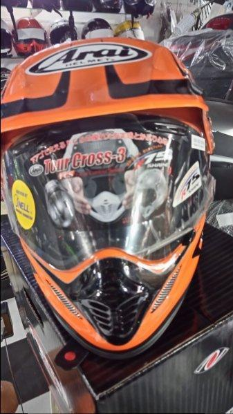 DSC_1112.JPG /Arai Adventure Tour Cross 3 Helmet/Motorcycle Buy & Sell - S.E. Asia/  - Image by:
