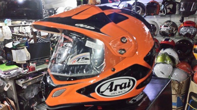 DSC_1115.JPG /Arai Adventure Tour Cross 3 Helmet/Motorcycle Buy & Sell - S.E. Asia/  - Image by: