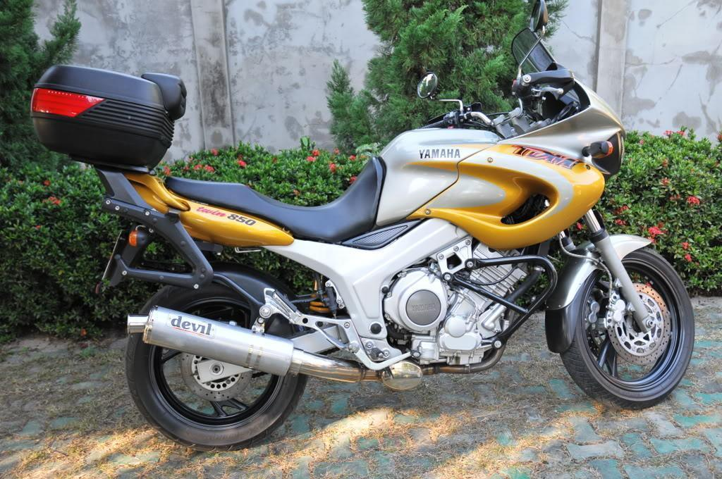 DSC_1676.jpg /Yamaha TDM 850, 99 Model - Sold./Motorcycle Buy & Sell - S.E. Asia/  - Image by: