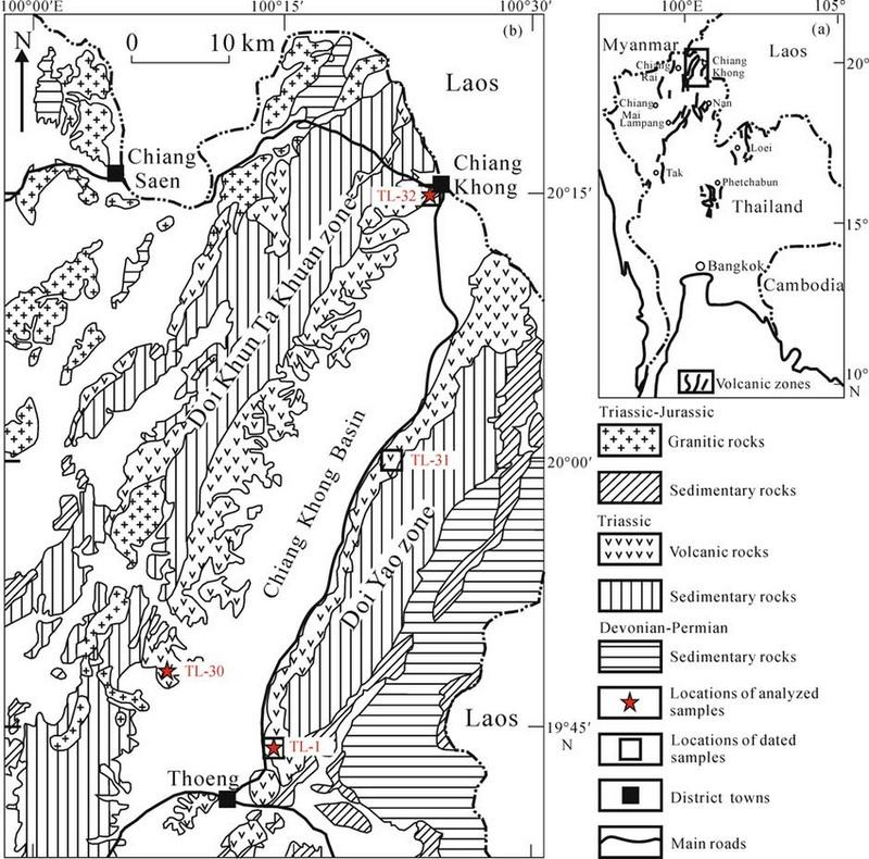 Geographic-map-showing-the-Chiang-Khong-volcanic-zone-a-and-geological-map-of-the.