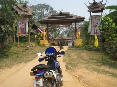 goldenhorse003.jpg /The Legend of the Golden Horse Temple/Touring Northern Thailand - Trip Reports Forum/  - Image by: