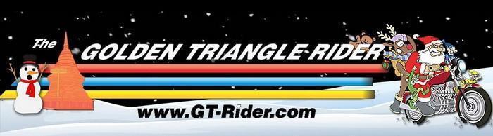 GTR Christmas logo.
