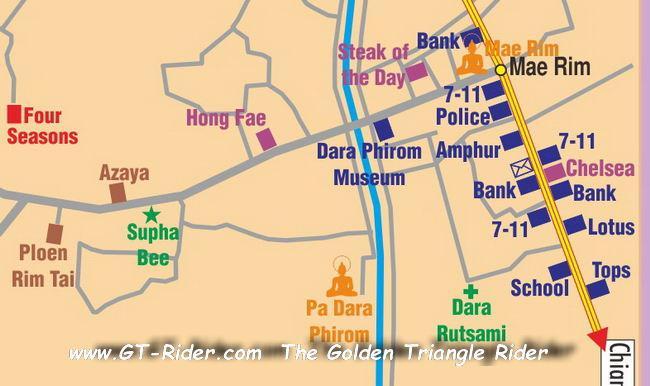 GTR-HongFae-MaeRim.jpg /Mae Rim Resturants/Restaurants - North Thailand/  - Image by: