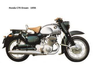 Honda-C70-Dream-1956.