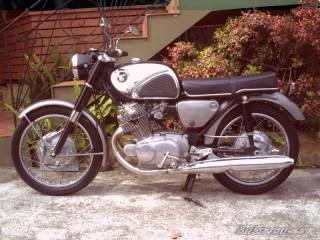 HONDACB72250cc.