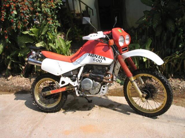 HondaXL600.